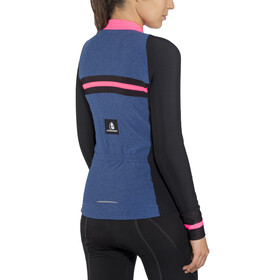 Etxeondo Bomber Jacket Women blue/pink